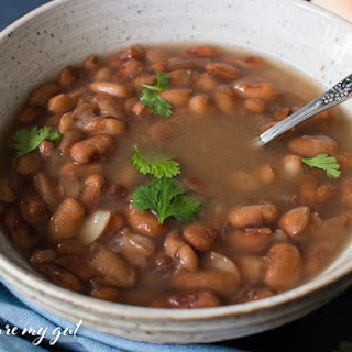 Ultimate Instant Pot Pinto Beans No Soaking Method.