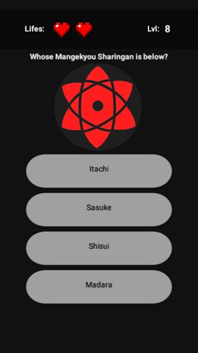Akatsuki dating quiz