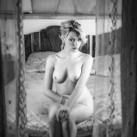 Elen by Adriano Ferdinandi - Nudes & Boudoir Boudoir