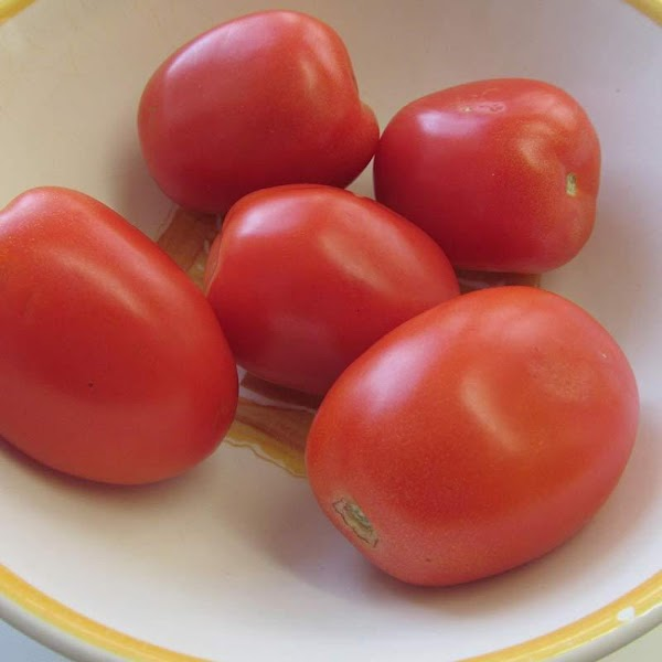 Plum tomatoes are the hands down winner in the canned tomato department, and most...