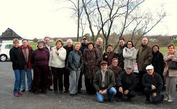 Photo: Photo de groupe pour la dernière sortie