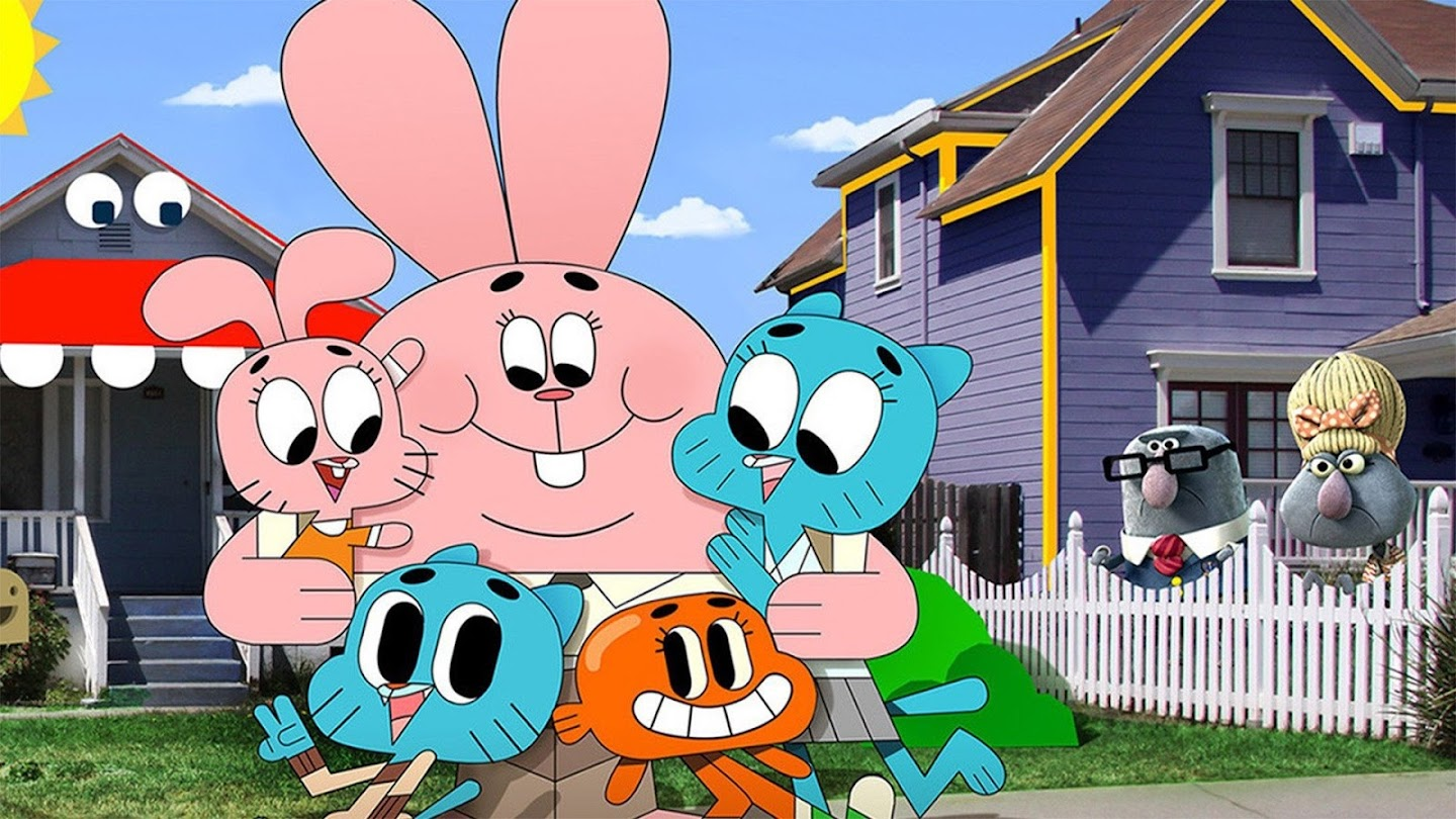 Watch The Amazing World of Gumball live