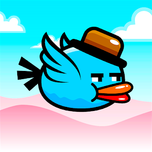 Baby Bird flies in the Sky icon do Jogo