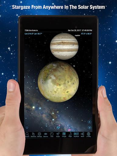 Screenshot for SkySafari 6 Plus in Hong Kong Play Store