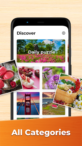 Jigsaw Puzzles - HD Puzzle Games apktram screenshots 3