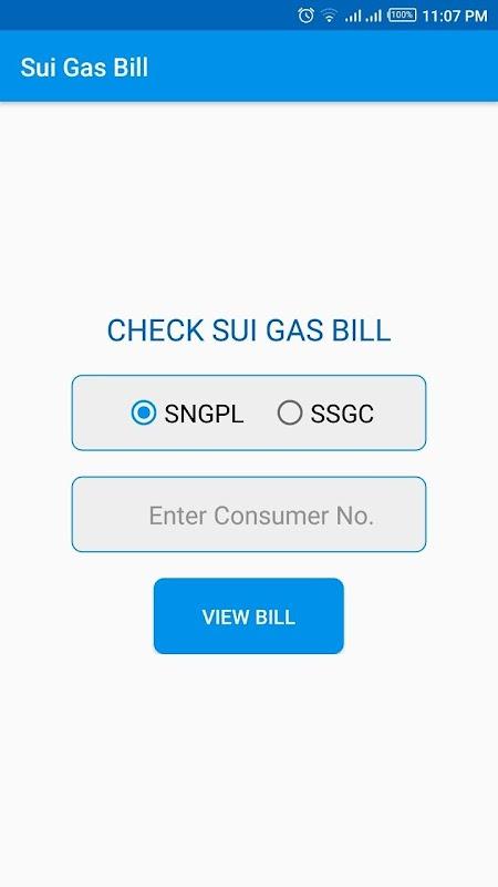 Beaches] Gas bill calculator sngpl