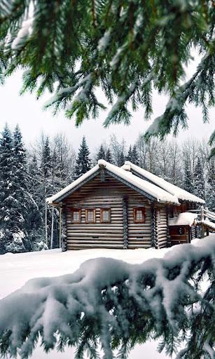 Lwp 冬天小屋