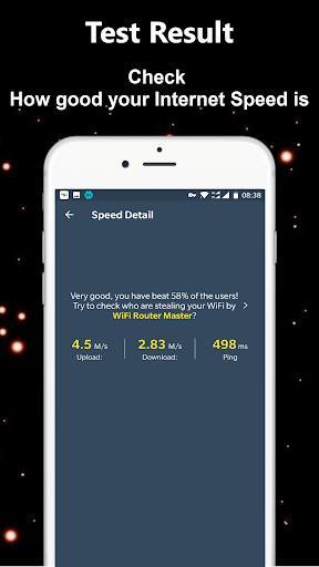 Internet Speed Test - WiFi Speed Test app (apk) free