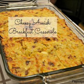 Pennsylvania Dutch Ham and Noodle Casserole