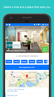 HealthEngine: Doctor Appointments- screenshot thumbnail