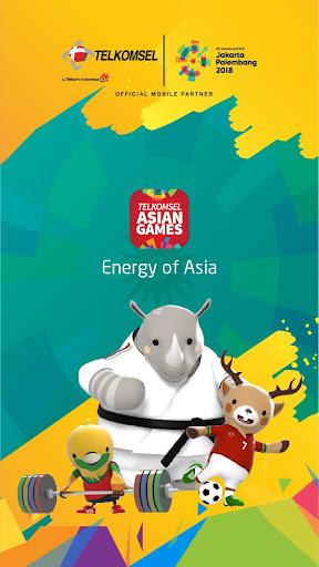 Telkomsel Asian Games screenshot 7