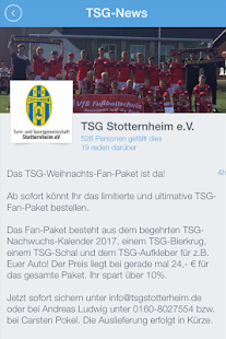 TSG Stotternheim- screenshot thumbnail