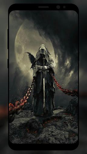... Grim Reaper Wallpaper screenshot 4 ...