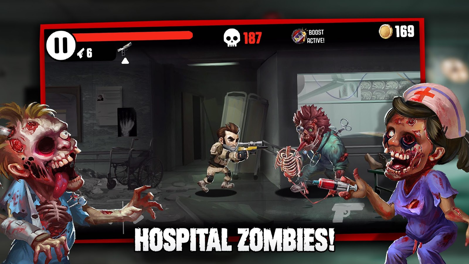Zombocalypse- screenshot