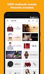 screenshot of Zilingo Shopping