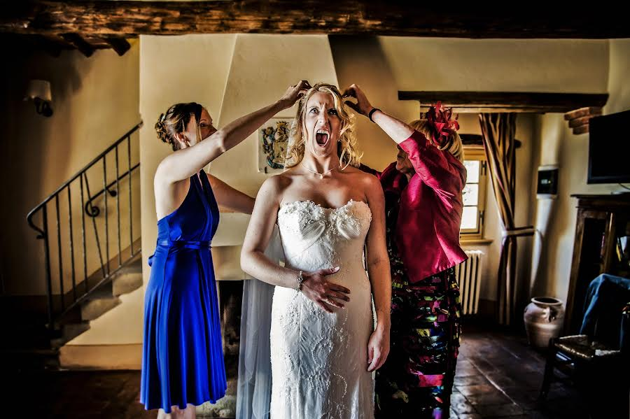 Wedding photographer Andrea Pitti (pitti). Photo of 25.05.2018