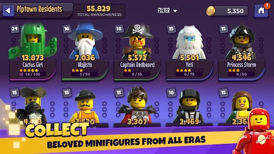 LEGO® Legacy: Heroes Unboxed 1.2.2 2