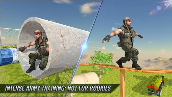 US Army Training School Course- screenshot thumbnail