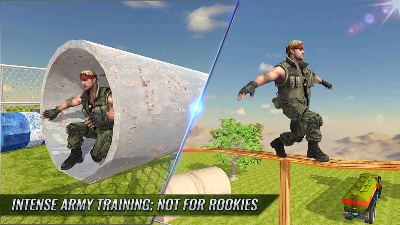 US Army Training School Course- screenshot