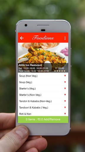Foodinns - Online Food Order & Takeaway app for PC