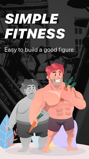 Simple Fitness screenshots 1