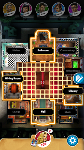 Cluedo- screenshot thumbnail