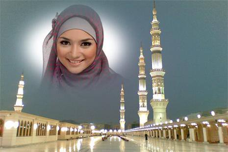 Mecca Photo Frame - náhled