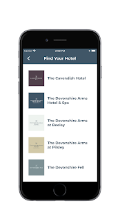 Download Devonshire Hotels For PC Windows and Mac apk screenshot 1