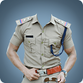 Police Suit Costume For Men