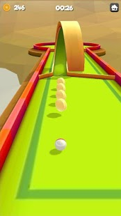 Speed Mini Golf Challenge Screenshot