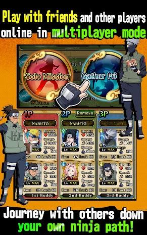 Ultimate Ninja Blazing 1.1.9 (Mods) Apk