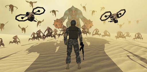 Earth Protect Squad: Third Person Shooting Game mod updated all support items free to buy