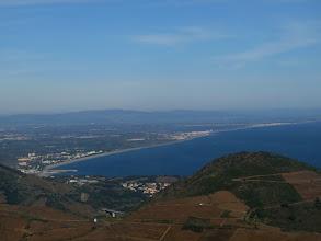 Photo: le lido, entre mer et lagunes