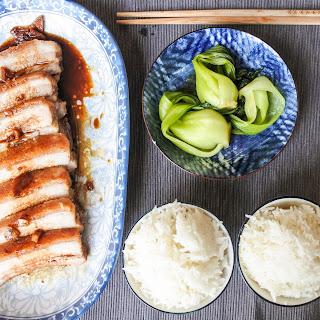 Sweet Soy and Garlic Crispy Pork Belly Recipe