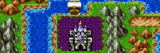 ドラクエ2_竜王の城