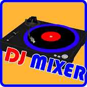 DJ Mixer Sound Party