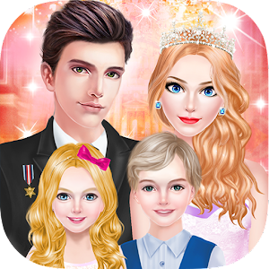Royal Princess – Family Salon for PC and MAC