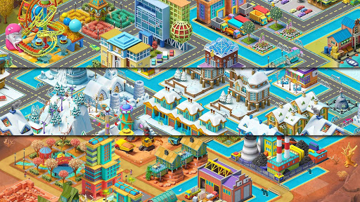 Town City - Village Building Sim Paradise Game 1.7.2 Cheat screenshots 5