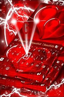 Valentine Day keyboard - náhled