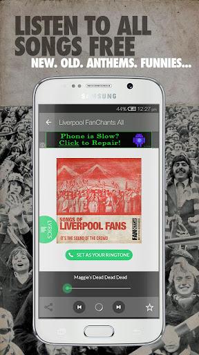 Liverpool Fans FanChants Free
