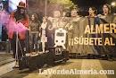 La Mesa en Defensa del Ferrocarril vuelve a unir a representantes de todas las fuerzas. Fotos: Juan Sánchez