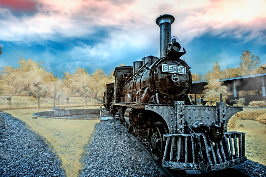 by Charles Amaya - Transportation Trains