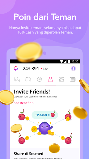 Cashtree: Bagi bagi Hadiah Terus 5.0.1.9 screenshots 6
