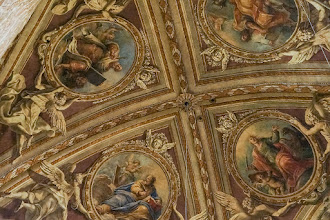 Photo: More of the same ceiling