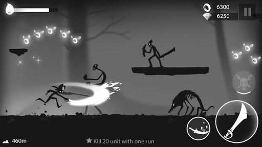 Stickman Run: Shadow Adventure screenshot 6