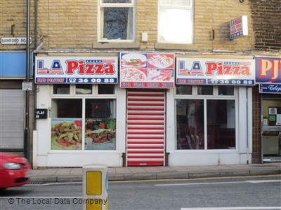 L A Pizza On Market Place Fast Food Delivery In Town