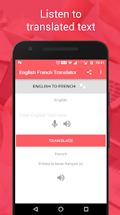 French - English Translator - Learn French - náhled