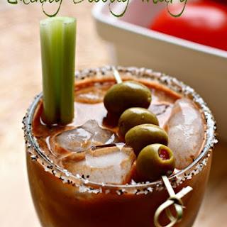 Skinny Bloody Mary