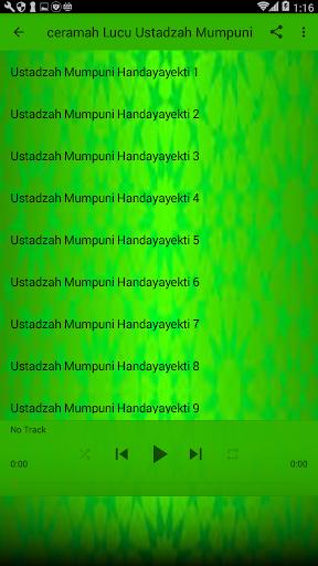Baru Ceramah Lucu Ustadzah Mumpuni Handayayekti screenshot 3