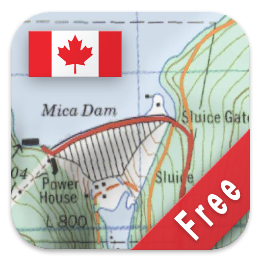 Canada Topo Maps Free - Apps on Google Play on